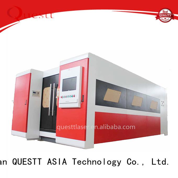QUESTT metal laser cutting machine manufacturers supplier for laser cutting