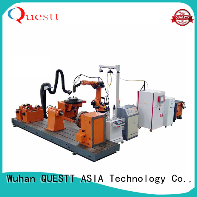 QUESTT laser cladding system suppliers Factory price for laser processing special-shaped parts