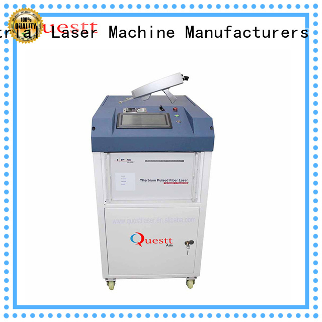 QUESTT High quality laser cleaning system price price For Cleaning Painting