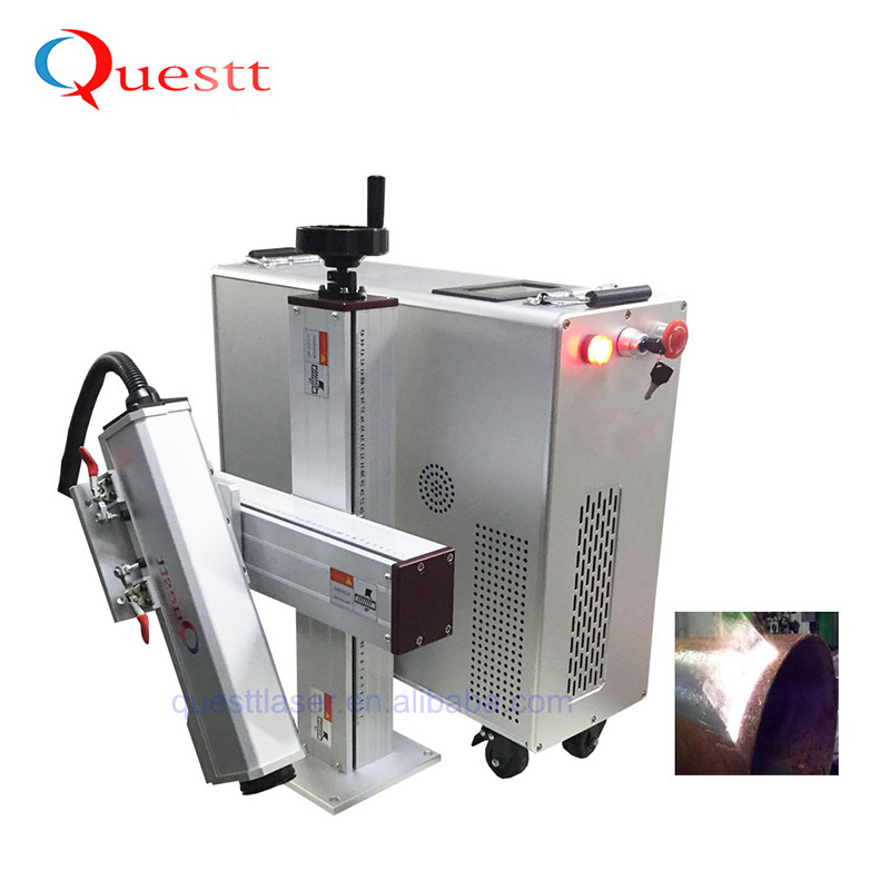 product-50W Laser Cleaning Machine for Graffiti and Rust-QUESTT-img-1