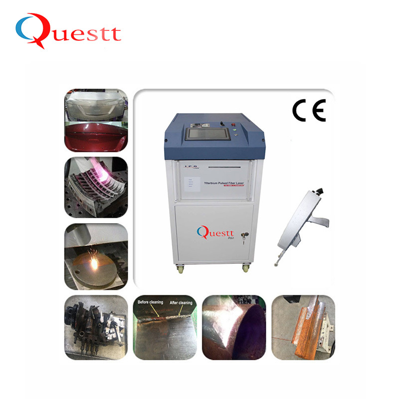 product-High Power 500W Laser Cleaning Machine for Automobile Restoration-QUESTT-img-1