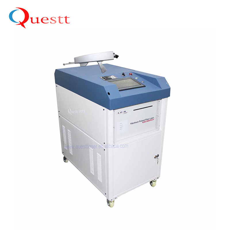 product-QUESTT-300W Laser Cleaning Machine For Painting Coating Removal-img