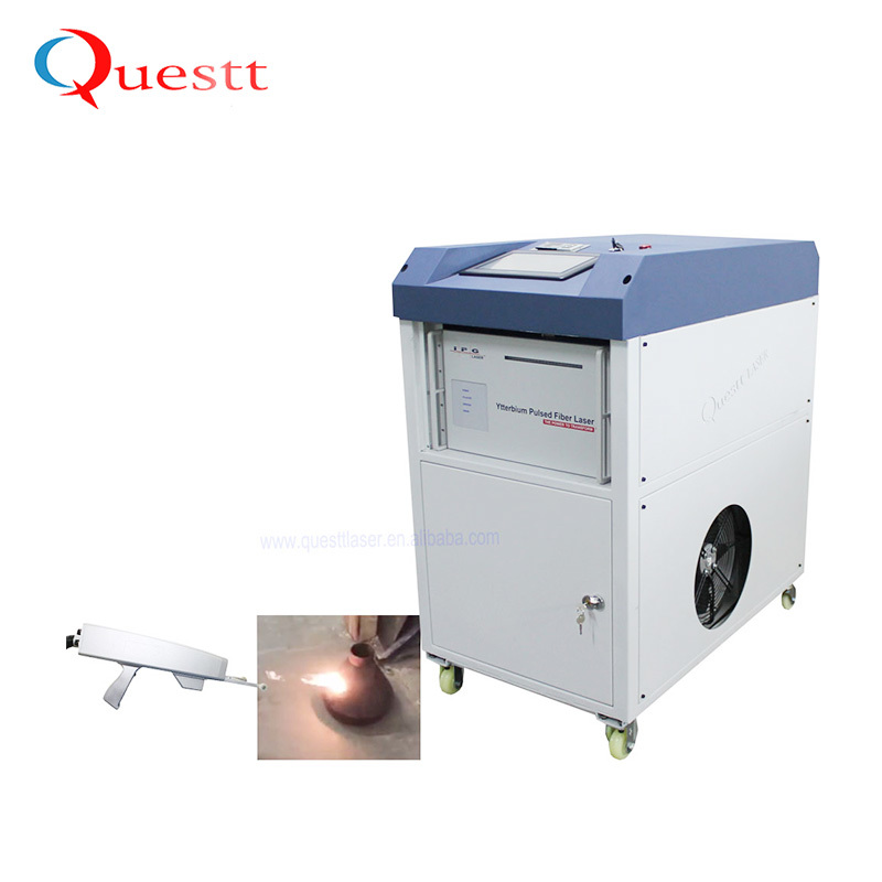300W Laser Cleaning Machine For Painting Coating Removal