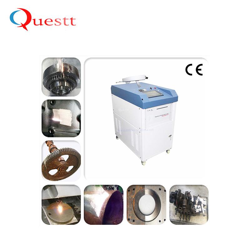 product-300W Laser Cleaning Machine For Painting Coating Removal-QUESTT-img-1