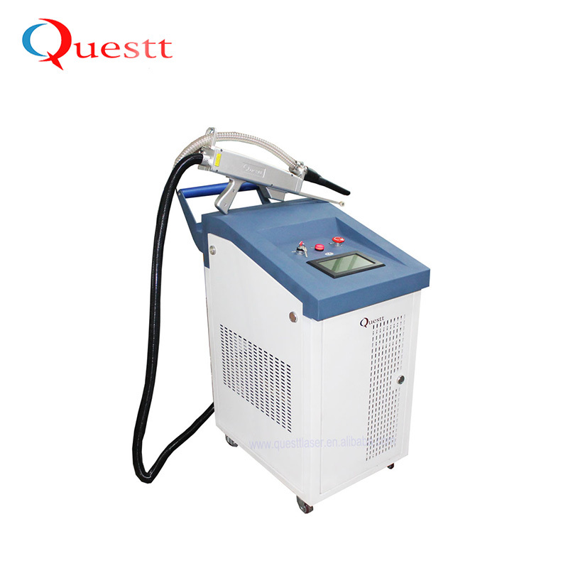 200W Laser Rust Removal Machine For Cleaning Painting/Rust/Glue/Oxide/Graffiti