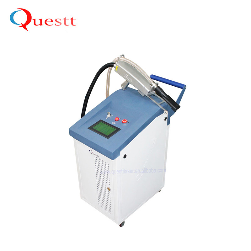product-QUESTT-200W Laser Rust Removal Machine For Cleaning PaintingRustGlueOxideGraffiti-img