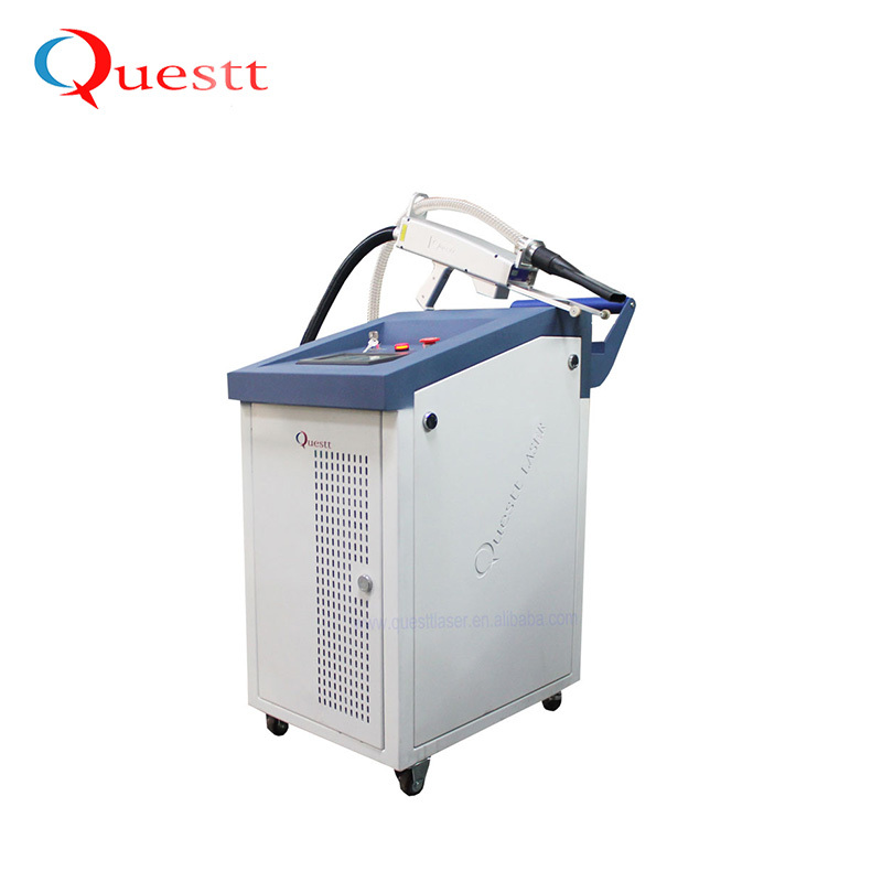 product-200W Laser Rust Removal Machine For Cleaning PaintingRustGlueOxideGraffiti-QUESTT-img-1