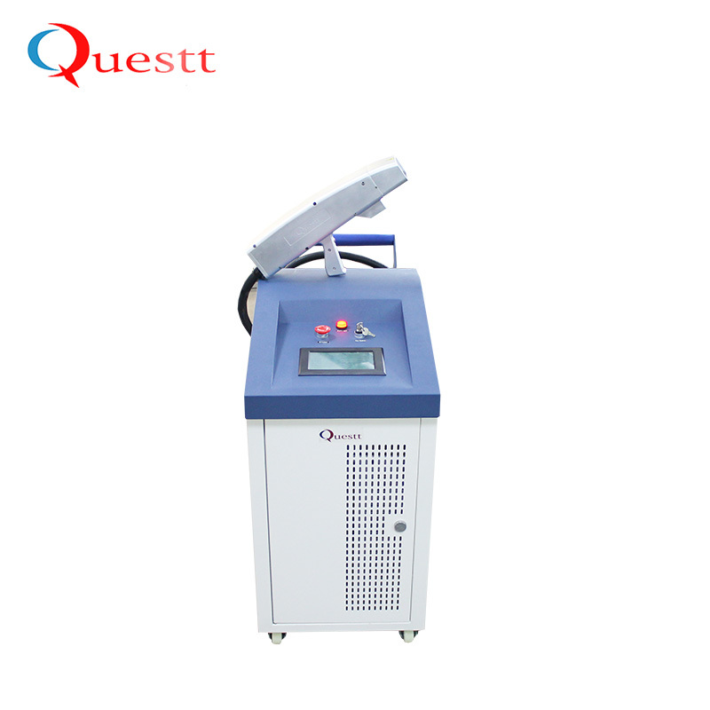 Laser Cleaning Machine for Rust Removal 60W/100W/200W/300W/500W