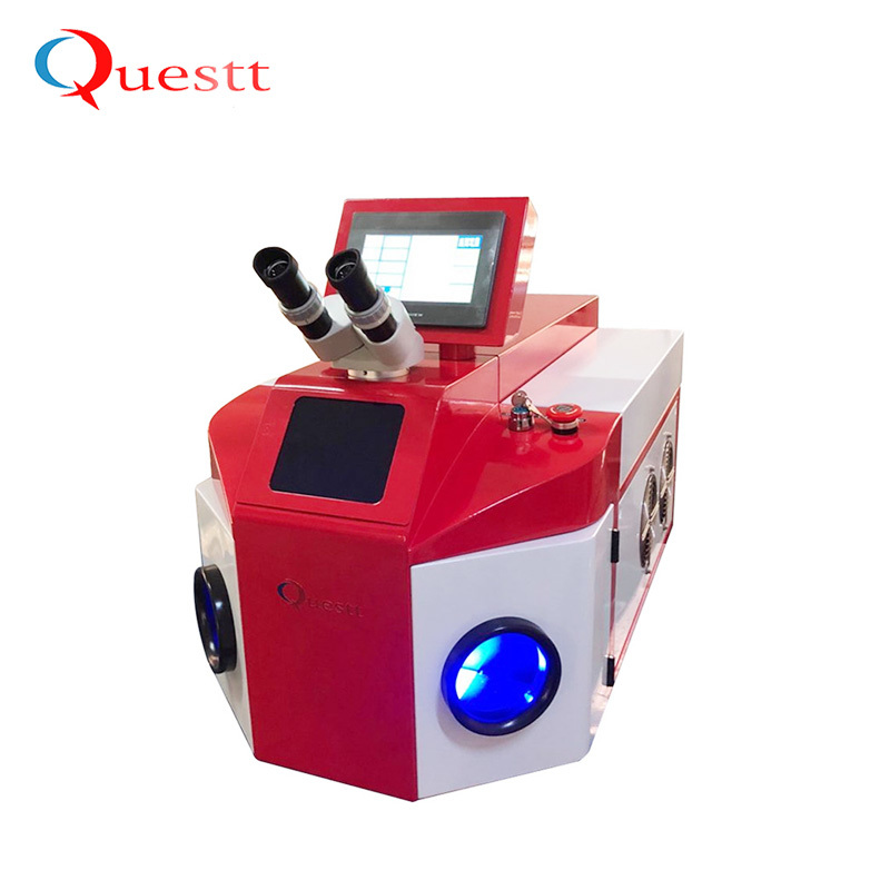 150W Jewelry Laser Welding Machine