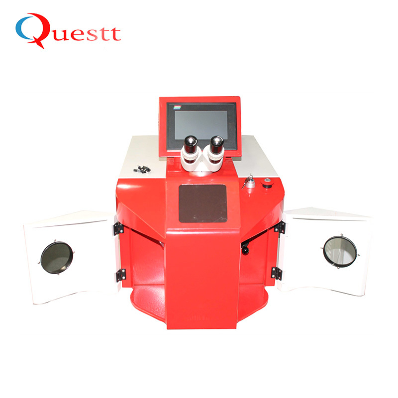 Yag Laser System For Welding Jewelry gold silver laser welder