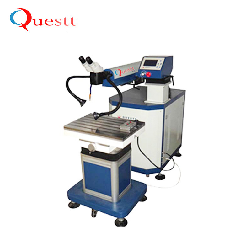 product-300W Mold Repairing Laser Welding Machine-QUESTT-img-1