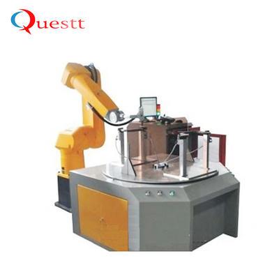 3D Robot Laser Cutting Machine