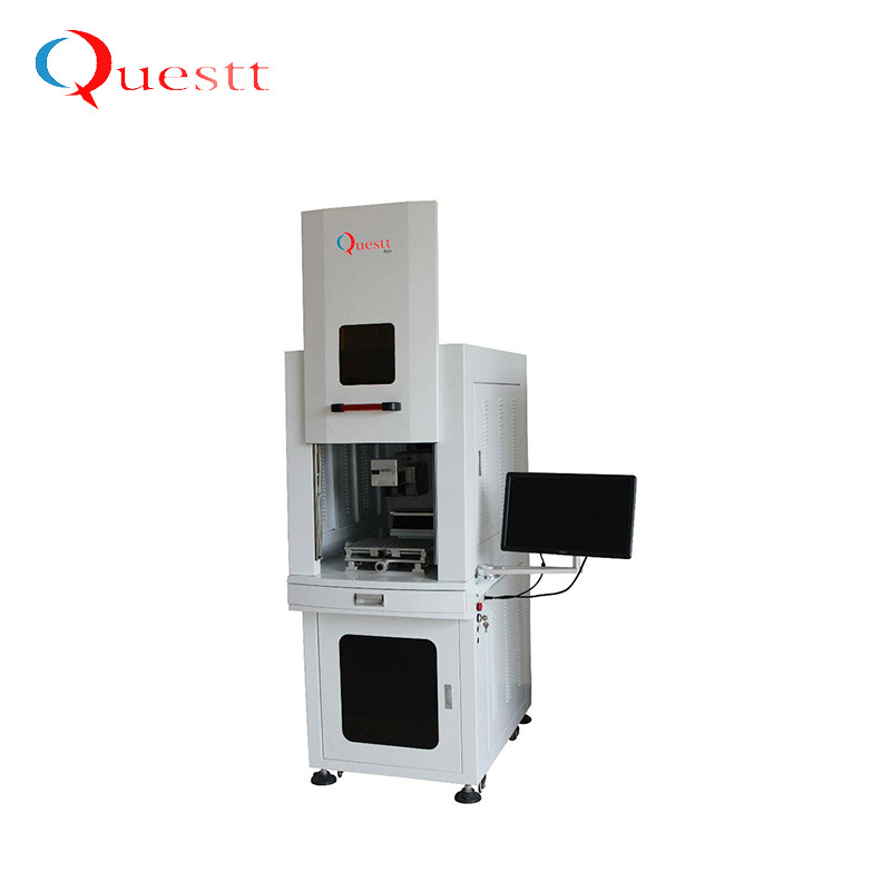 3w 5w 10w uv laser marking engraving micro cutting machine for non-metal & uv laser printing /printer &laser machinery
