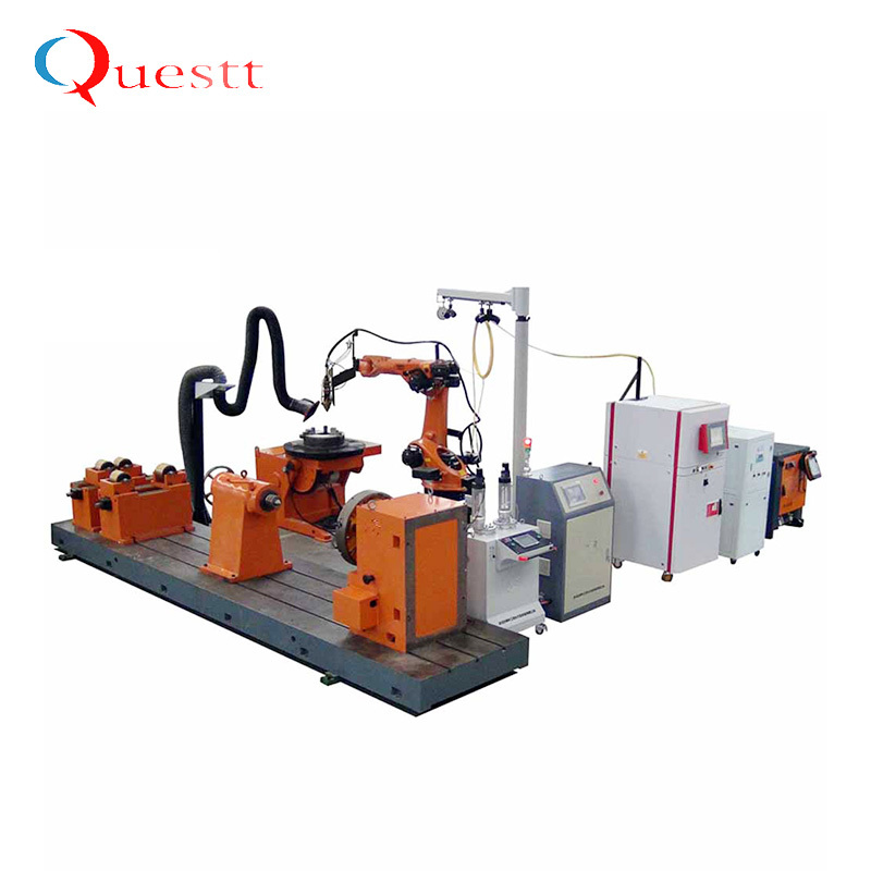 3000W Laser Cladding Machine System