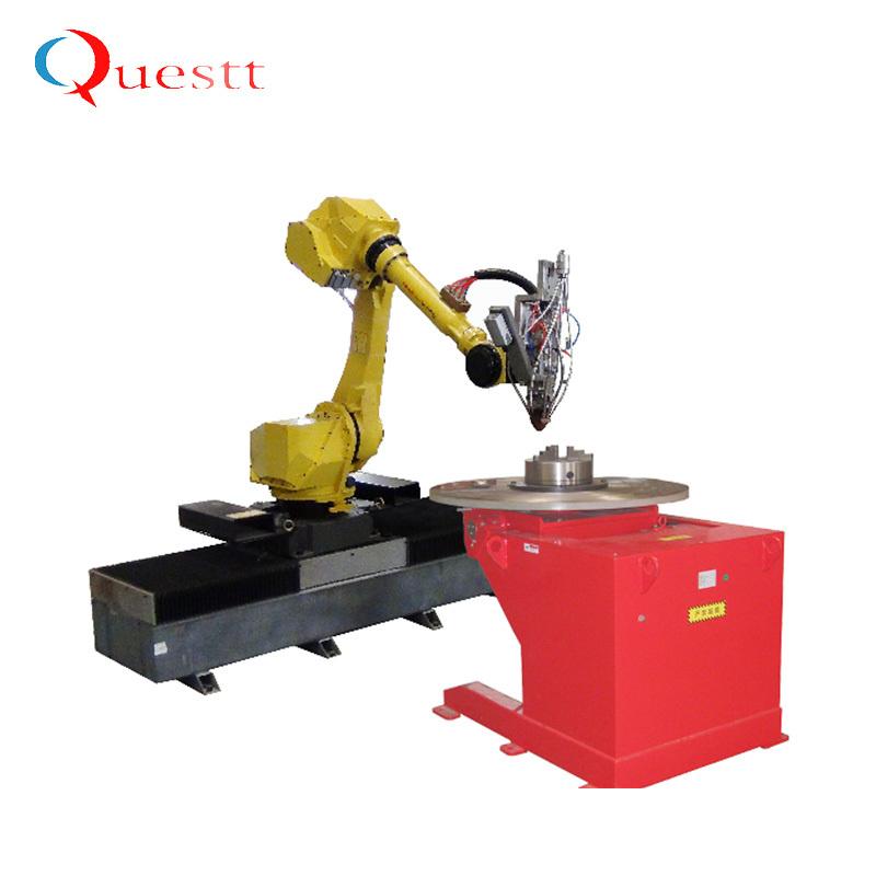 3000W Laser hardening Machine System
