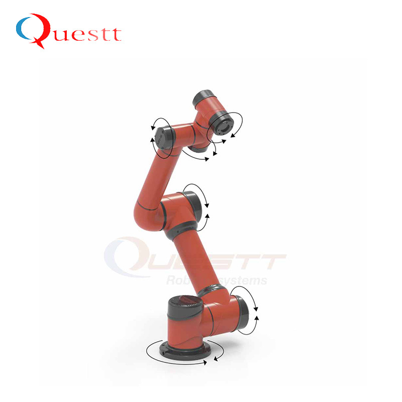6 axis industrial educational robot arm 5kg 20kg robotic arm for weld assembly painting