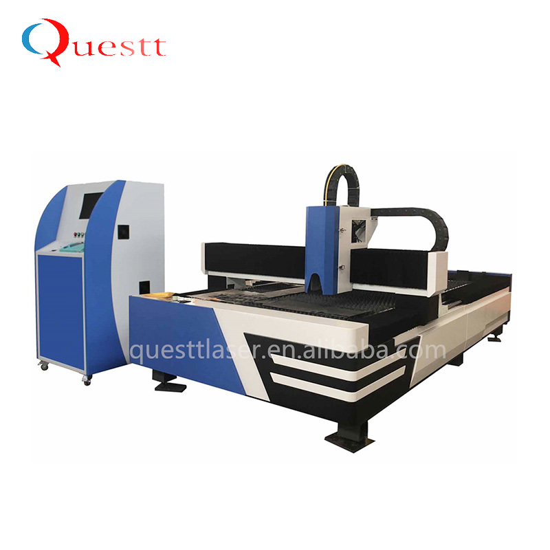 CNC Fiber laser cutting machine for metal sheet