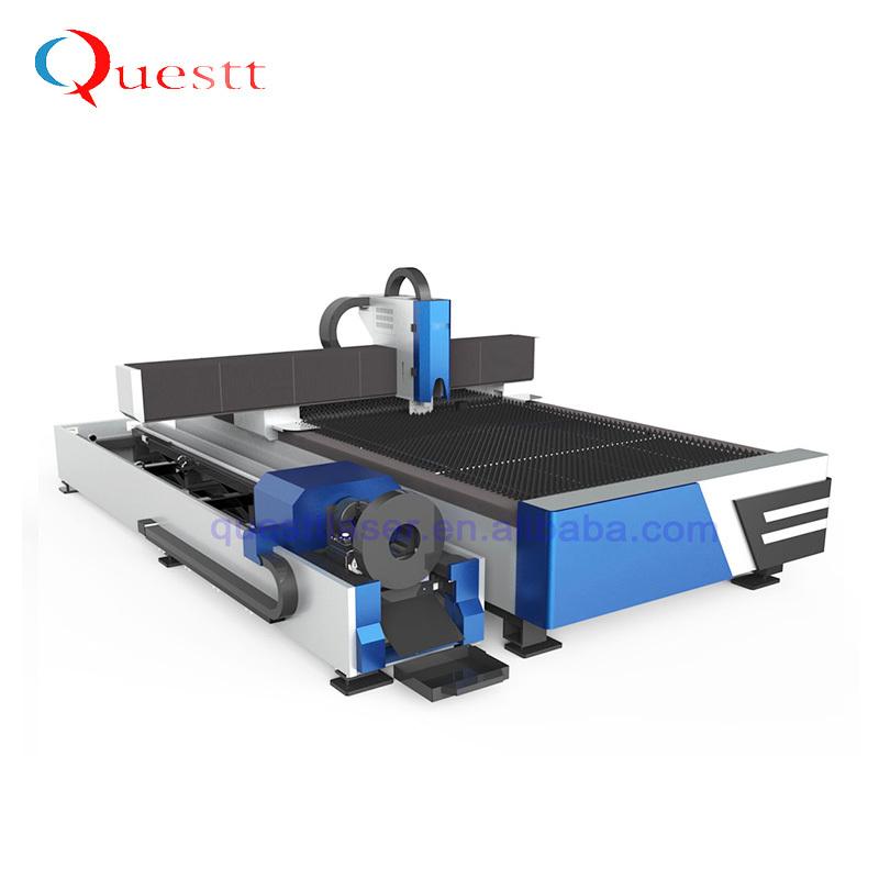 product-Fiber Laser Cutting Machine for Metal-QUESTT-img-1