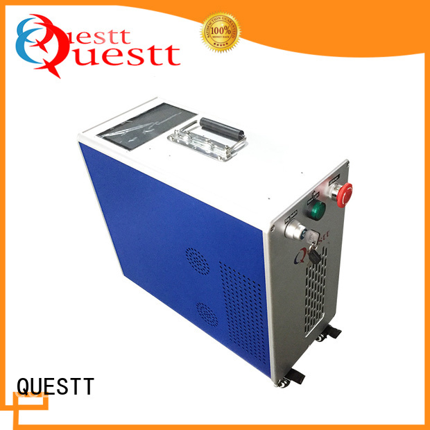 QUESTT laser to remove rust for sale custom For Painting Coating Removal