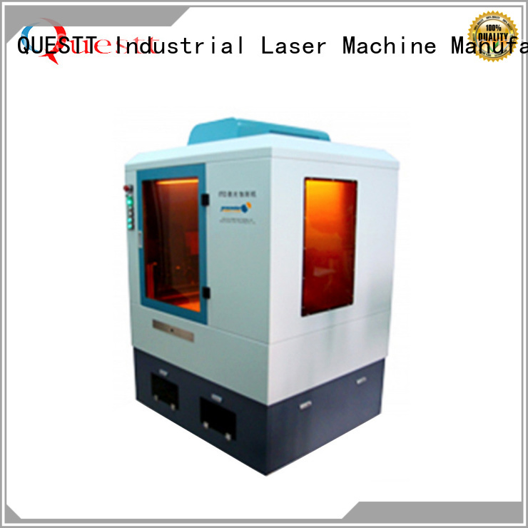 QUESTT high-precision best 3d laser printer Chinese producer for casting precise molds