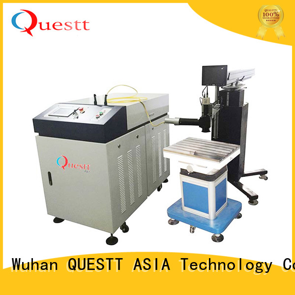 Custom laser welding machine price Customized for welding of silver