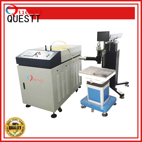 Best handheld fiber laser welding machine price factory for instrumentation