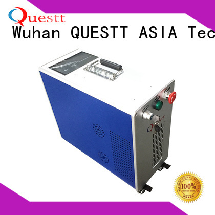 QUESTT laser cleaner price custom For Rust Removal