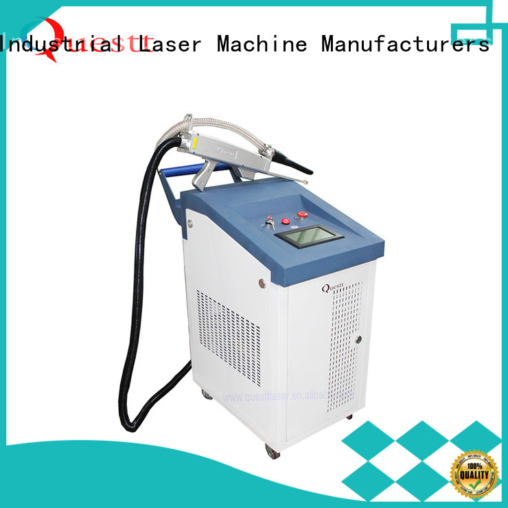 QUESTT High-quality laser rust removal Factory price For Cleaning Painting