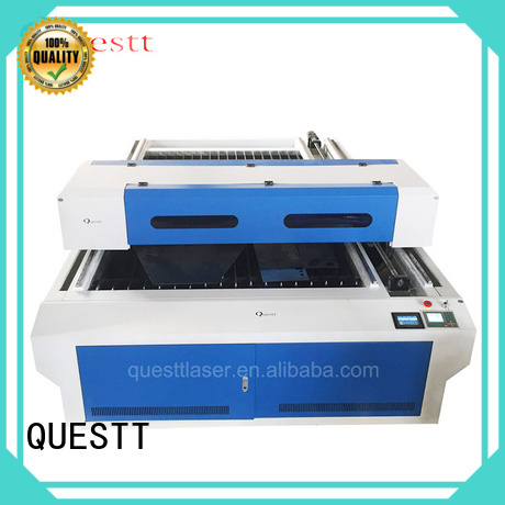 QUESTT laser cutter for sale in China for laser cutting