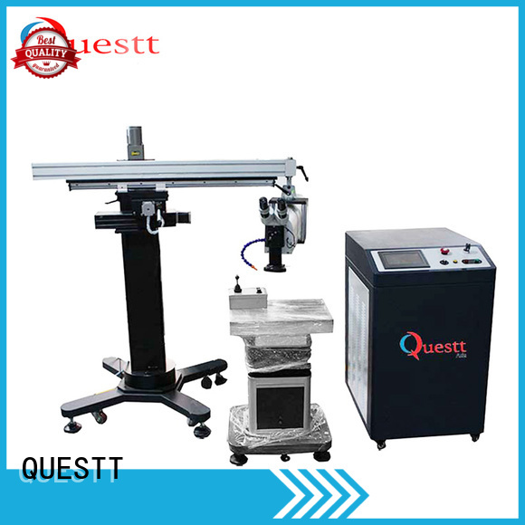 QUESTT quality mould repair laser welding machine for business for motors mould making