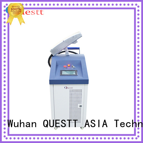QUESTT laser cleaning system price price For Cleaning Rust