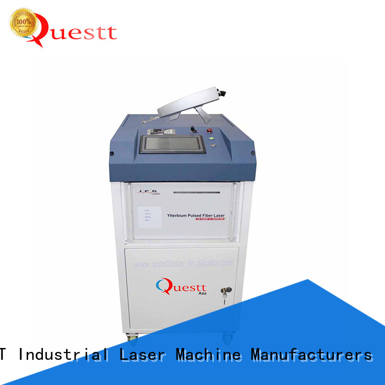 QUESTT laser welding equipment Factory price For Cleaning Glue