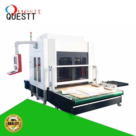 QUESTT Top laser marking machine 3d model manufacturer for ceramic tile