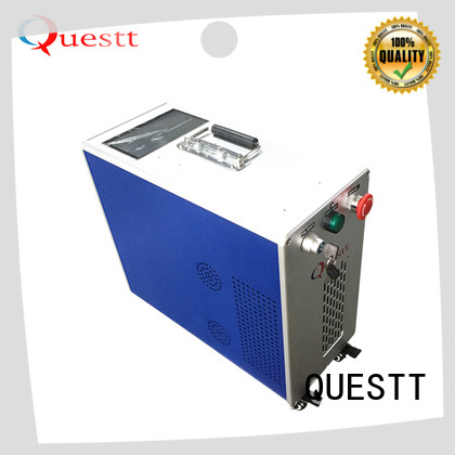 QUESTT Easy to install laser clean custom for aerospace, automotive