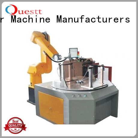 QUESTT laser cutting machine company Customized for laser cutting Process