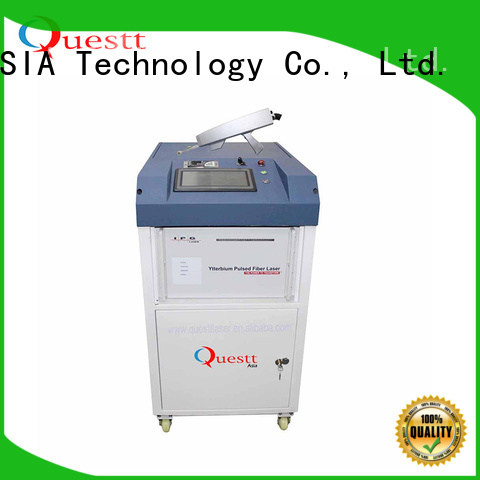 QUESTT High-quality handheld laser cleaning machine manufacturer For Cleaning Rust