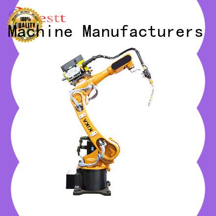 QUESTT laser welding machine with robot for industry