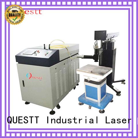 QUESTT Handheld Handy laser welding machine for business for industries