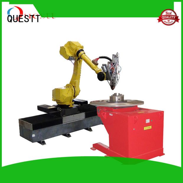 QUESTT laser equipment supplier custom for metal surface laser hardening