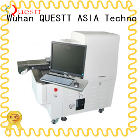 QUESTT laser wire stripping machine Factory price for metal surface laser machining