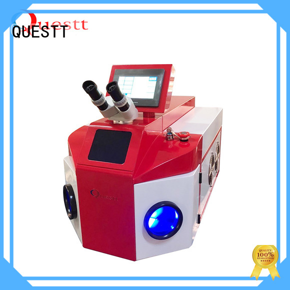 QUESTT Jewelry laser welding machine Suppliers for industry