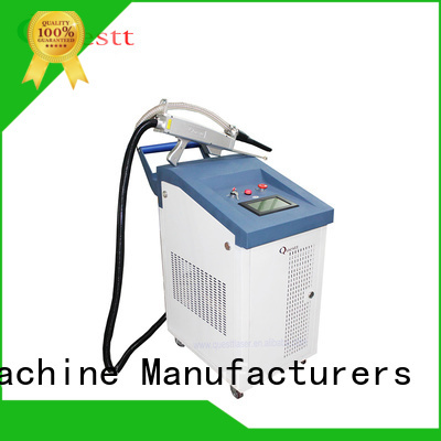 QUESTT laser rust removal machine Factory price For Cleaning Rust