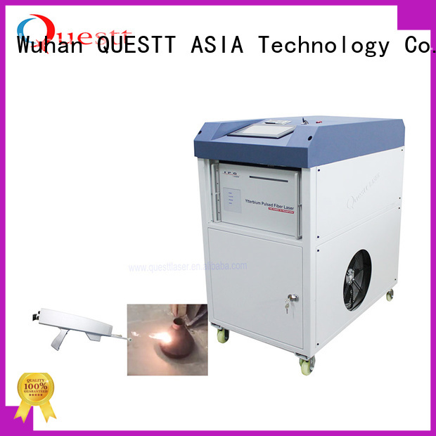 Simple operation fiber laser welding machine in China For Rust Removal