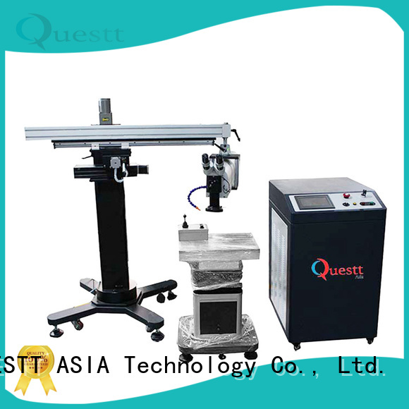 QUESTT high efficiency laser welding machine price factory for motors mould making