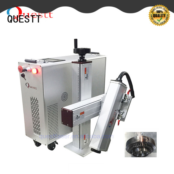 Top laser rust removal machine factory For Cleaning Oxide