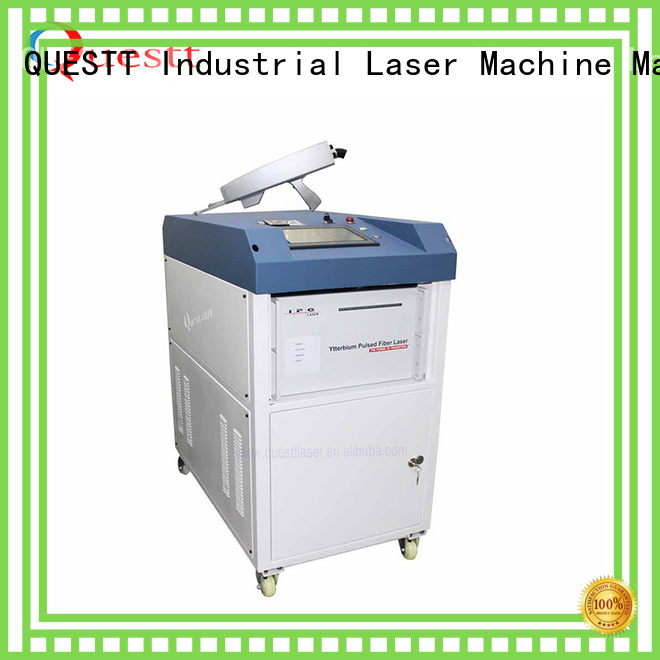 QUESTT laser cleaning rust price factory for medical