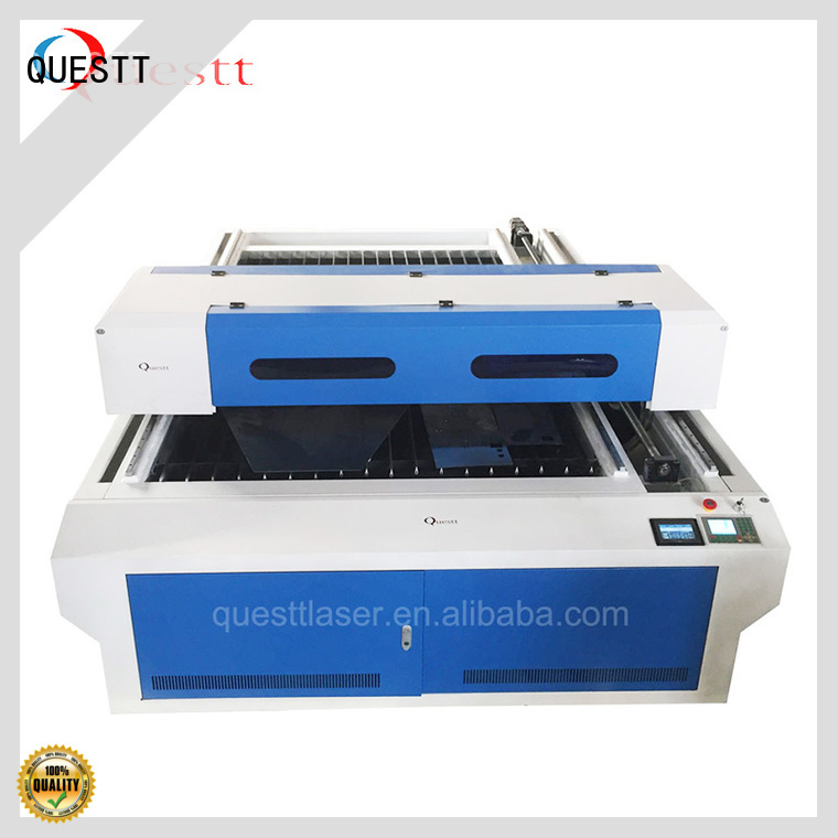 QUESTT buy co2 laser cutting machine Suppliers for industry