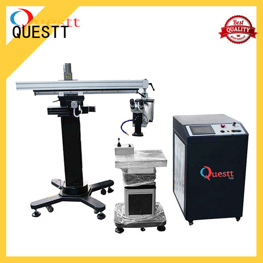 QUESTT Custom laser welding machine for mould repair Customized for the mould industry