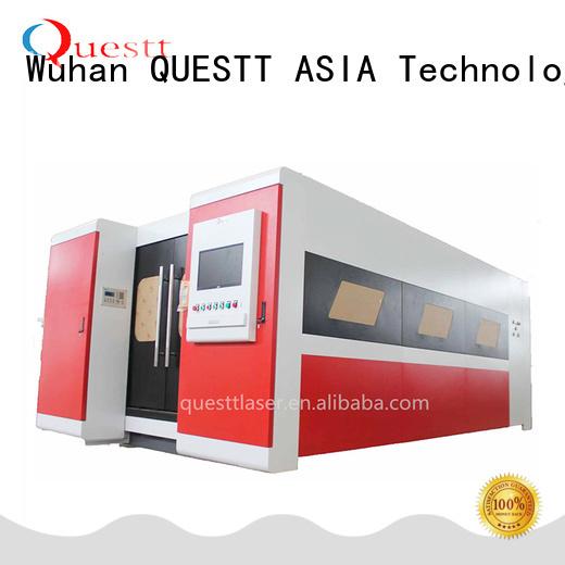 QUESTT laser metal cutting machine supplier for metal materials