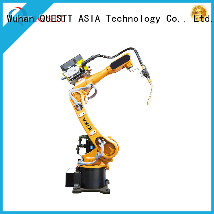 QUESTT Wholesale robot laser welding machine system China for industry